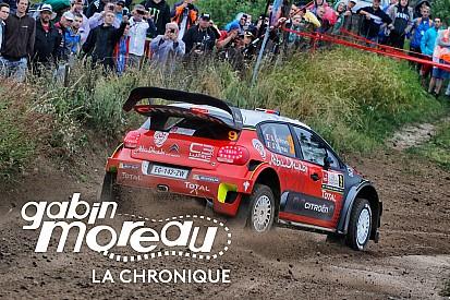 WRC Le tour du monde de Gabin Moreau: entre Pologne et... Madère