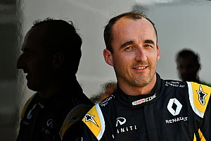 Formule 1 Actualités Officiel - Kubica et Sirotkin avec Williams lors des tests Pirelli