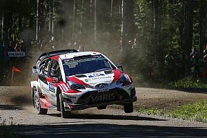 WRC Son dakika Lappi, son etaptaki hatasıyla galibiyeti kaybetmekten korkmuş