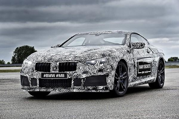 WEC BMW confirms M8 to form basis of GTE car