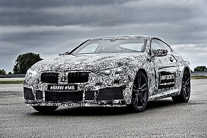 WEC Breaking news BMW confirms M8 to form basis of GTE car