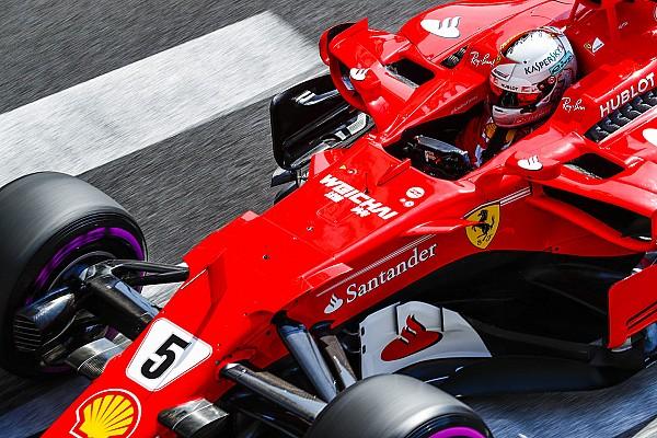 F1 速報ニュース 【F1】ベッテル、メルセデスの木曜のペースは「奇妙だ」と警戒