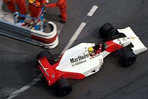 Формула 1 Новость «Чем тогда было интереснее?» Масса назвал скучными годы Сенны в Ф1