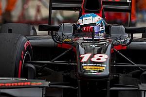 FIA F2 Reporte de la carrera De Vries consigue su primera victoria en un doblete de Rapax