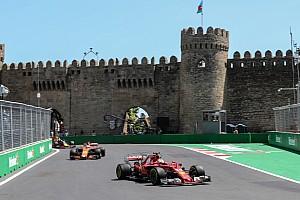 Formel 1 Ergebnisse Formel 1 2017 in Baku: Ergebnis, Qualifying