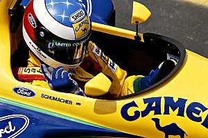 VÍDEO: Relembre 1º pódio de Schumacher na Fórmula 1, há 27 anos