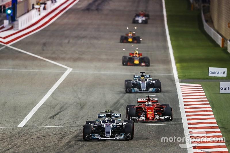 Мотори Ф1 Mercedes, Ferrari і Renault вміщуються у 0,3 секунди на колі
