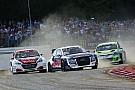 Rallycross-WM WRX Loheac: Mattias Ekström zurück auf dem Podium