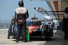 WEC Toyota потеряла надежду на титул в WEC