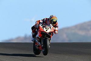 WSBK Réactions Les deux Ducati sur le podium, un résultat qui était loin d'être acquis