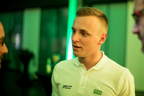 Blancpain Endurance Breaking news Kirchhofer completes R-Motorsport Blancpain line-up