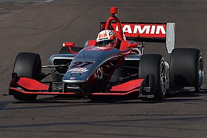 Indy Lights Race report Barber Indy Lights: Jamin triumphs in Race 1