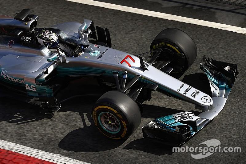 De grosses évolutions pour Mercedes cette semaine à Barcelone