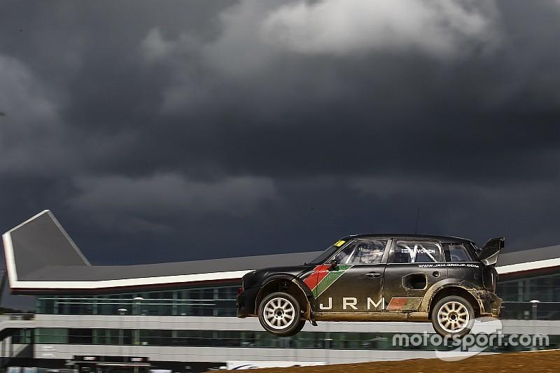 Silverstone präsentiert Rallycross-Strecke für WRX-Saison 2018