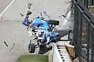 Photos - L'incroyable crash de Scott Dixon à l'Indy 500