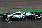 Formel 1 2017 in Silverstone: Mercedes bestimmt 1. Training