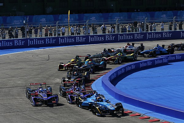 Formula E  The Worlds First Electric Street Racing Series