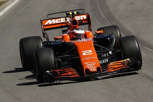 F1 La columna de Vandoorne: ''Tuve que ahorrar combustible desde la salida