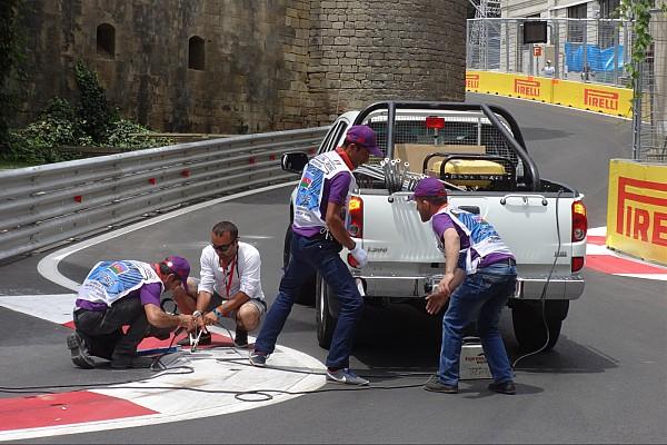 Bakú deja al aire sus vergüenzas en la clasificación de GP2