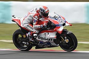 MotoGP Jelentés az időmérőről MotoGP: Dovizioso nem akármilyen idővel a pole-ban Malajziában!