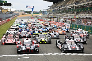 Le Mans Breaking news 2017 Le Mans 24 Hours - 14 teams invited