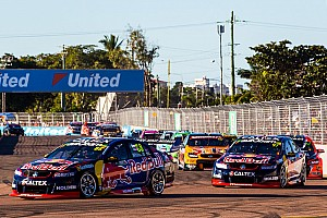 Supercars Analysis Driver's Eye View: Townsville