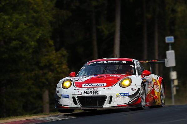 VLN 9: Pole-Position für den Frikadelli-Porsche