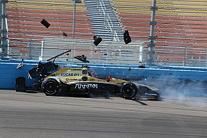 IndyCar Analysis New IndyCar body kit aims to prevent side-impact injuries