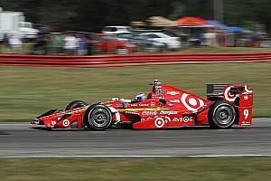 IndyCar Репортаж з практики Діксон найшвидший у розминці в Мід-Огайо