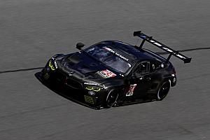 Daytona-Test: BMW mit dem neuen M8 GTE unterwegs