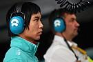 Formula E Ma replaces Filippi at NIO for Paris ePrix