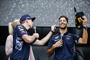 Гонщики Red Bull вважають гонщиків Ferrari дивними