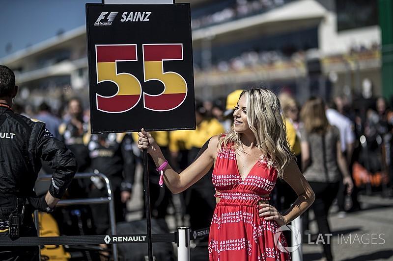 Formula 1 2018'de grid kızlarını kullanmayacak