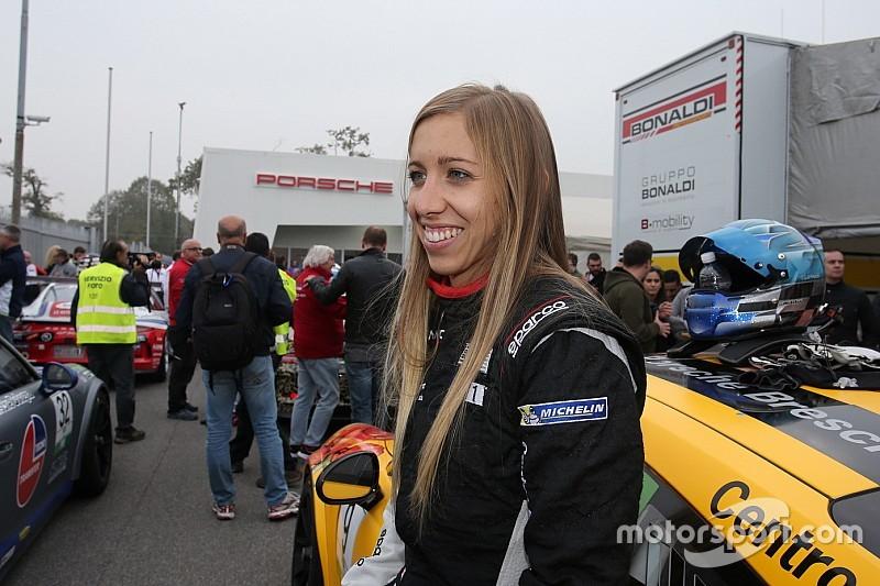 Francesca Linossi lascia il segno nella Carrera Cup Italia 2017