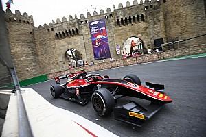 FIA Fórmula 2 Crónica de Carrera Russell tuvo revancha en la F2