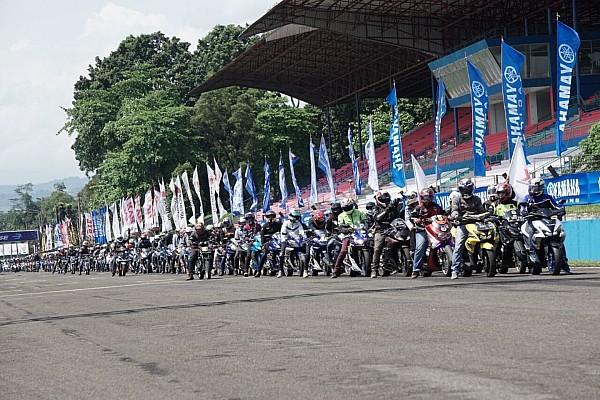 Other bike Breaking news Komunitas motor ramaikan Yamaha Sunday Race