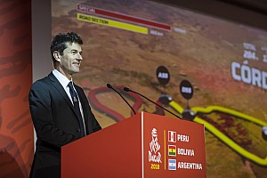 Dakar Entrevista Marc Coma: