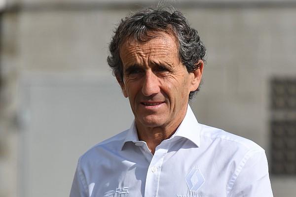 Prost: Renault 2 sene içinde iyi olacaktır