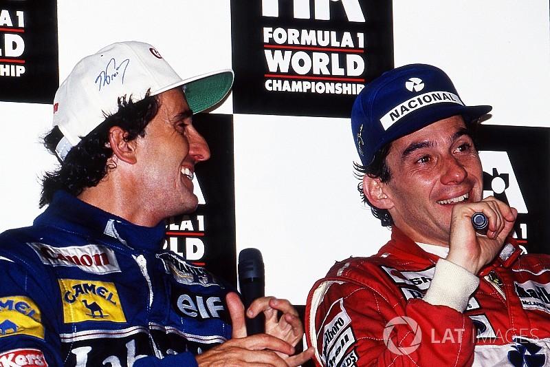 Quand Prost se souvient des derniers mois de Senna