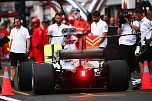 Formule 1 Résultats GP de France : les arrêts au stand