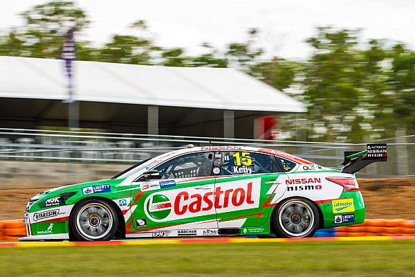 Darwin Supercars: Kelly takes shock Shootout pole