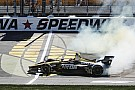 IndyCar James Hinchcliffe s'impose sur l'Iowa Speedway