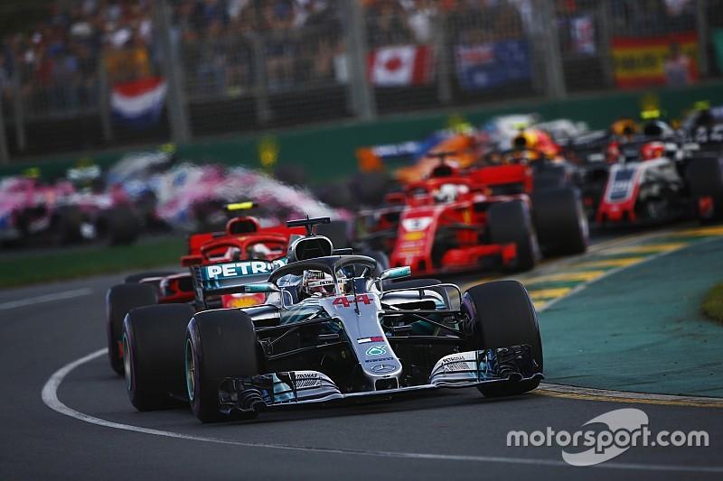 Mercedes : Le règlement aéro 2019