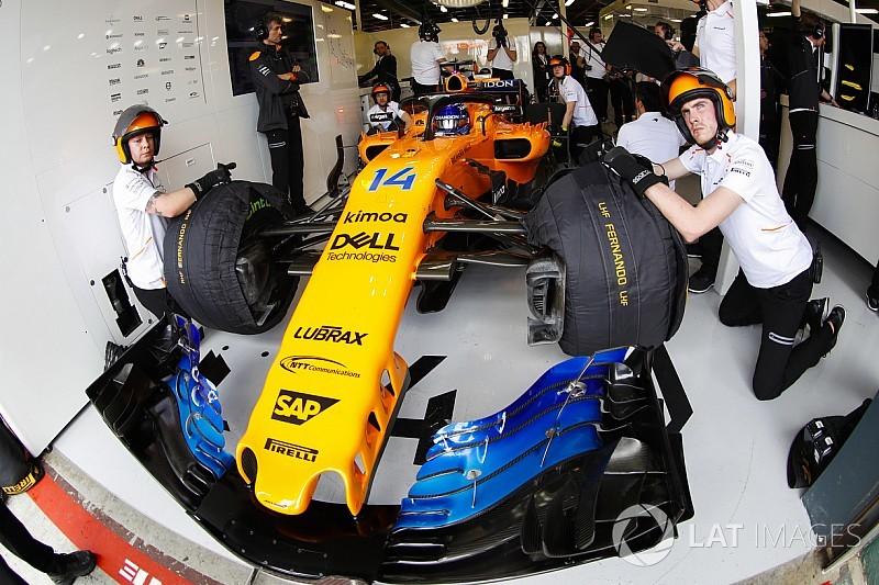 F1 incrementará el límite de combustible para 2019