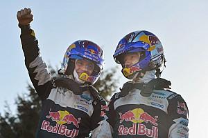 WRC Son dakika Ogier: M-Sport'la yaşadığım mutluluk duygusunu Volkswagen'de yaşamadım