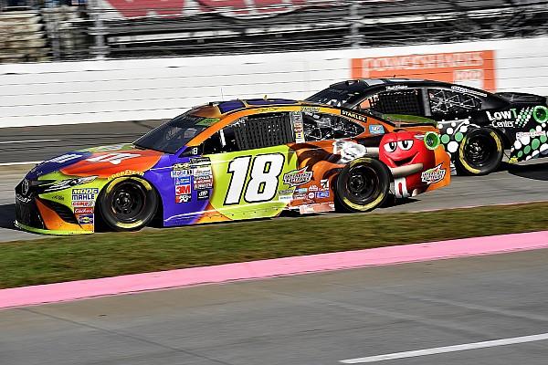 NASCAR Cup Dal finale pazzesco di Martinsville spunta Kyle Busch