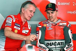 """Ducati: """"Minder salaris voor Lorenzo in 2019"""""""
