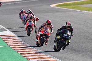 MotoGP Son dakika Marquez: Zarco'yla çarpışma korkusu hataya sebep oldu