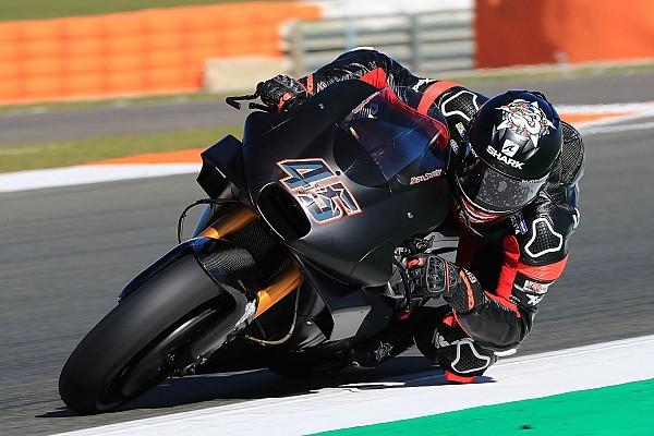 Redding, Aprilia motosikletinin daha kolay olmasını bekliyormuş