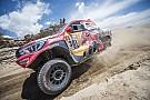 Dakar Dakar 2018: Al-Attiyah rapste in langste special, Sainz levert tijd in